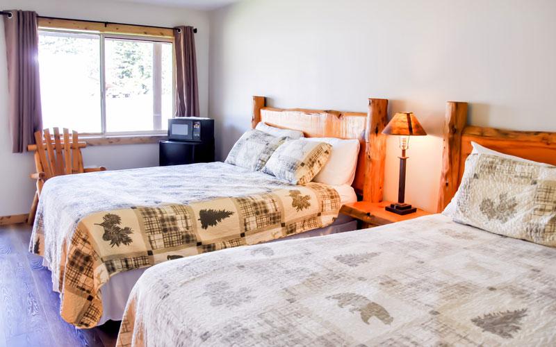 The Last Resort Double Room