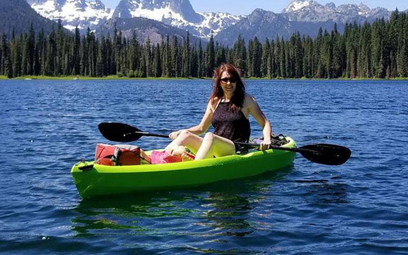 Kayak Rental Ronald Washington