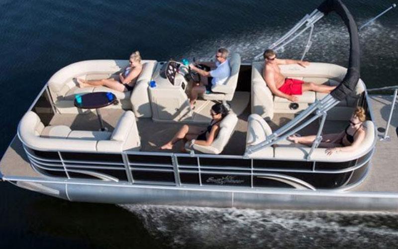 Pontoon Boat Rental Washington