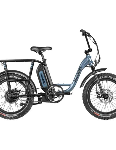 Rambo Rooster 750w Electric Step-Thru Bike for Sale