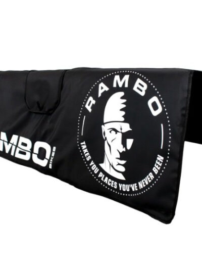 Rambo Tailgate Bike Pad Bike Hauler for Sale
