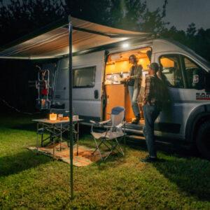 RV Camping Ronald Washington