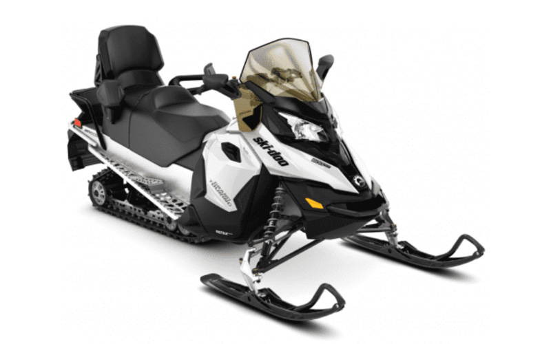 Snowmobile Double Sled Rental Ronald Washington